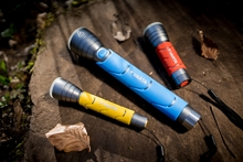 LED Outdoor Sports Flashlights